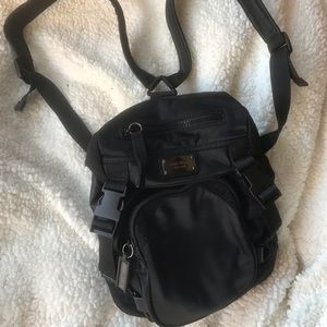 Nine West Small Satin Backpack
